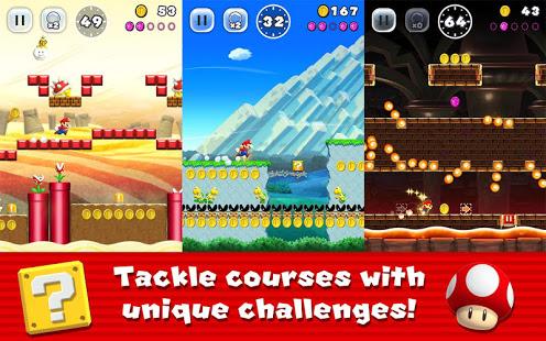 Bilder Super Mario Run - Img 1