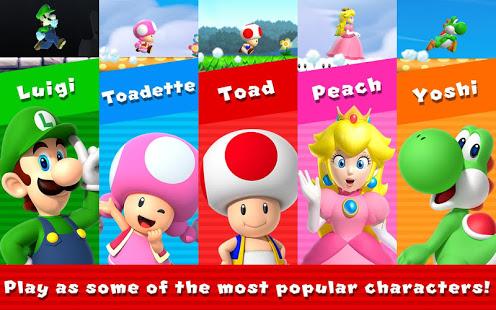 Bilder Super Mario Run - Img 3