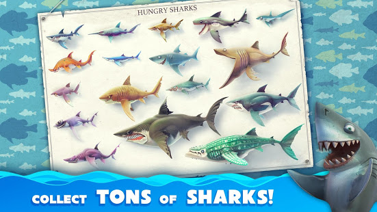 Bilder Hungry Shark World - Img 1