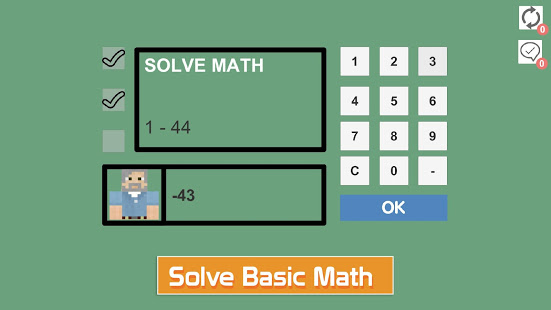 Bilder Mad Math Teacher - Solve Math & School Adventure - Img 2