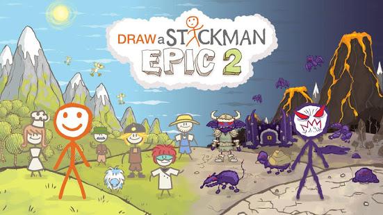 Bilder Draw a Stickman: EPIC 2 Free - Img 1