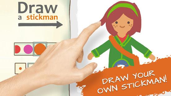 Bilder Draw a Stickman: EPIC 2 Free - Img 2