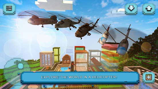 Bilder Helicopter Craft: Flying & Crafting Game 2018 - Img 2