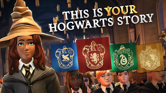 Bilder Harry Potter: Hogwarts Mystery - Img 1