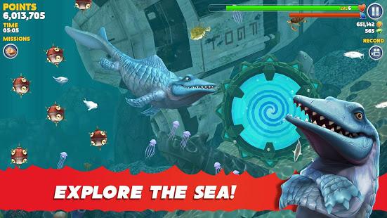 Bilder Hungry Shark Evolution - Img 2