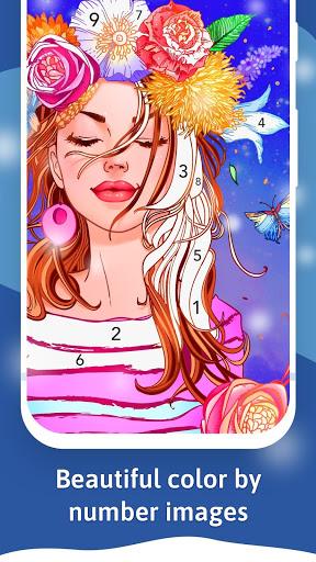 Bilder Colorscapes - Color by Number - Img 1