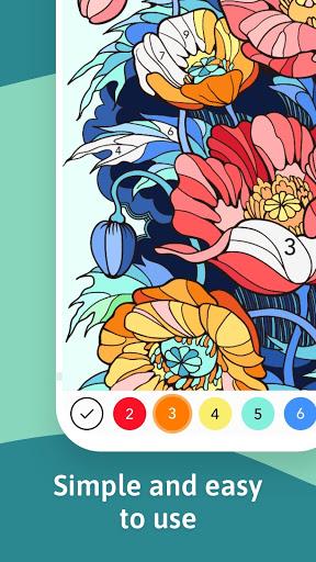 Bilder Colorscapes - Color by Number - Img 3