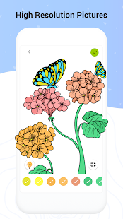 Bilder Art Number Coloring 2019: Color by Number & Puzzle - Img 3