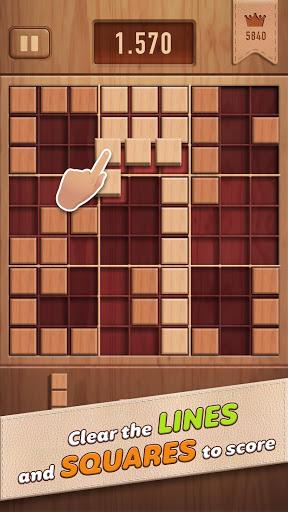 Bilder Woody 99 - Sudoku Block Puzzle - Free Mind Games - Img 1