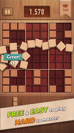 Bilder Woody 99 - Sudoku Block Puzzle - Free Mind Games - Img 3