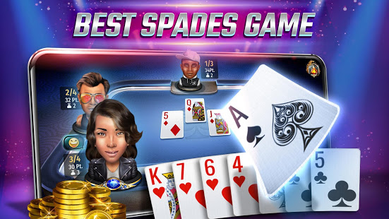 Bilder Spades Royale - Card Game - Img 1