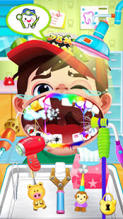 Bilder Crazy dentist games with surgery and braces - Img 3