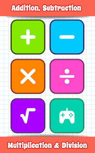 Bilder Math Games, Learn Add, Subtract, Multiply & Divide - Img 2