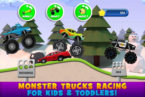 Bilder Monster Trucks Game for Kids 2 - Img 1