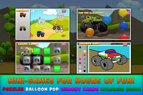 Bilder Monster Trucks Game for Kids 2 - Img 3