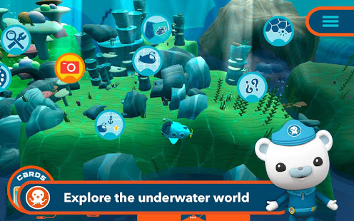 Bilder Octonauts and the Whale Shark - Img 1