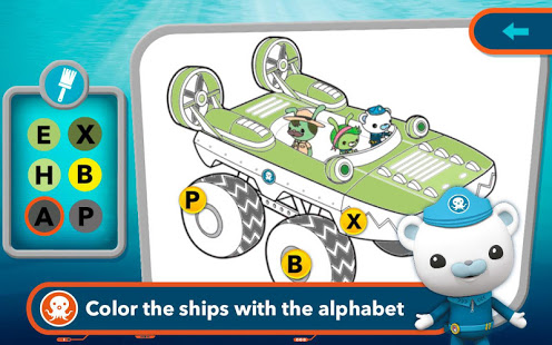 Bilder Octonauts and the Whale Shark - Img 2