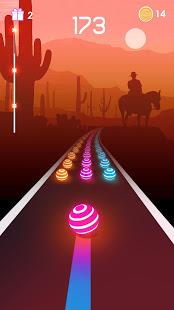Bilder Dancing Road: Color Ball Run! - Img 1