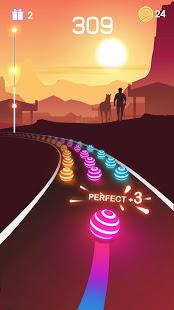 Bilder Dancing Road: Color Ball Run! - Img 2