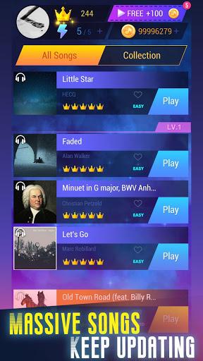 Bilder Tap Music 3D - Img 1