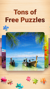 Bilder Jigsaw Puzzles - Puzzle Game - Img 2