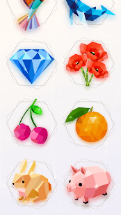 Bilder Love Poly - New puzzle game - Img 1