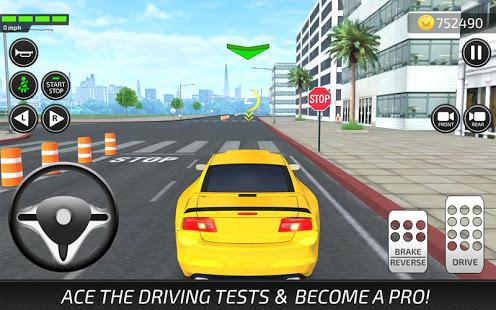 Bilder Driving Academy - Car School Driver Simulator 2019 - Img 2