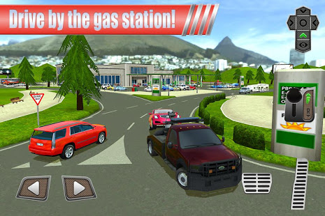 Bilder Gas Station: Car Parking Sim - Img 1