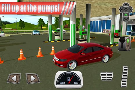 Bilder Gas Station: Car Parking Sim - Img 2