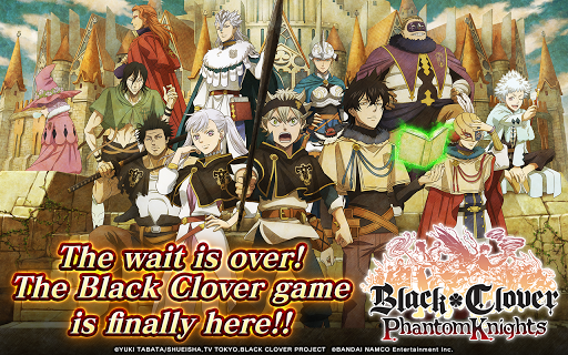 Bilder Black Clover Phantom Knights - Img 1