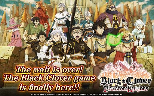 Bilder Black Clover Phantom Knights - Img 1