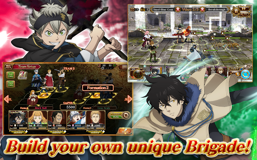 Bilder Black Clover Phantom Knights - Img 2