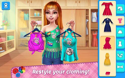 Bilder DIY Fashion Star - Design Hacks Clothing Game - Img 1
