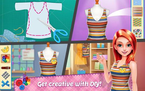 Bilder DIY Fashion Star - Design Hacks Clothing Game - Img 2