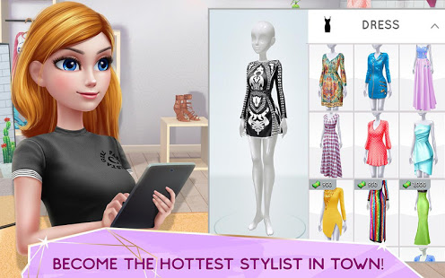 Bilder Super Stylist - Dress Up & Style Fashion Guru - Img 1