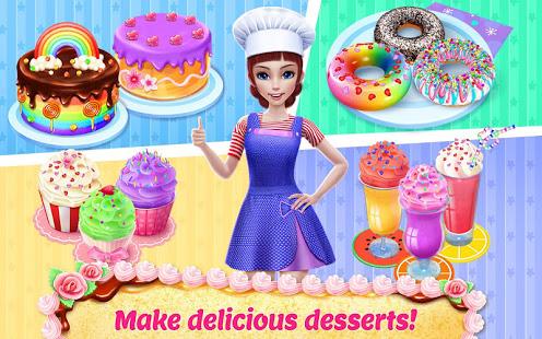 Bilder My Bakery Empire - Bake, Decorate & Serve Cakes - Img 1