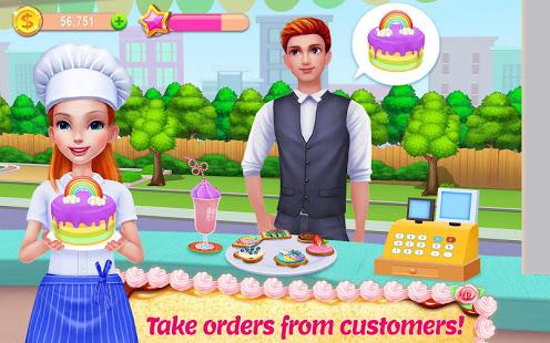 Bilder My Bakery Empire - Bake, Decorate & Serve Cakes - Img 2