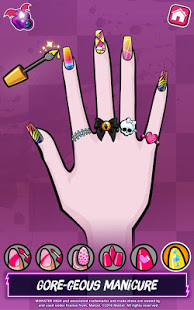 Bilder Monster High™ Beauty Shop: Fangtastic Fashion Game - Img 3
