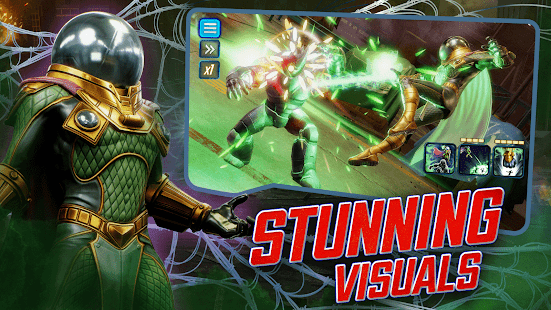 Bilder MARVEL Strike Force - Img 2