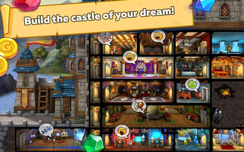 Bilder Hustle Castle: Fantasy Kingdom - Img 1