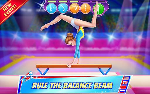 Bilder Gymnastics Superstar - Spin your way to gold! - Img 3