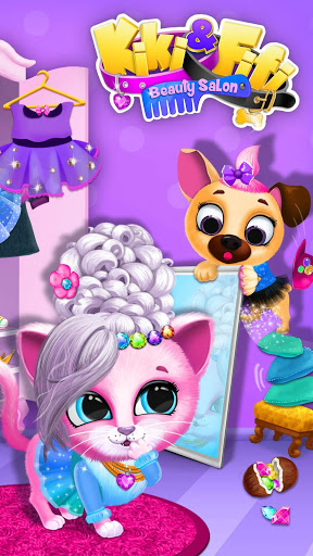Bilder Kiki & Fifi Pet Beauty Salon - Haircut & Makeup - Img 1