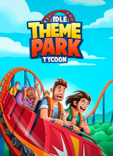 Bilder Idle Theme Park Tycoon - Recreation Game - Img 1