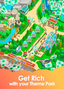 Bilder Idle Theme Park Tycoon - Recreation Game - Img 2