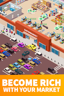 Bilder Idle Supermarket Tycoon - Tiny Shop Game - Img 2