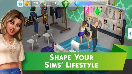 Bilder The Sims™ Mobile - Img 3