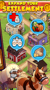 Bilder Idle Frontier: Tap Town Tycoon - Img 3