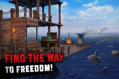 Bilder Survival on Raft: Ocean Nomad - Simulator - Img 1