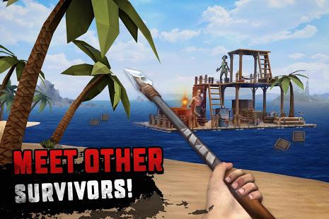 Bilder Survival on Raft: Ocean Nomad - Simulator - Img 3