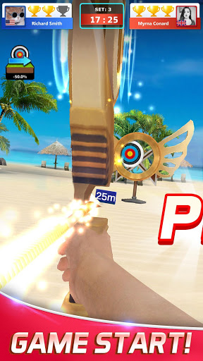 Bilder Archery Elite™ - Free 3D Archery & Archero Game - Img 1